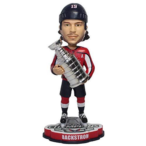2018 Stanley Cup Champions Nicklas Backstorm #19 (Washington Capitals) 8