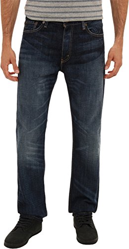Levi's  Mens Men's 513 Slim Straight Fit Quincy 42 X 32 ()