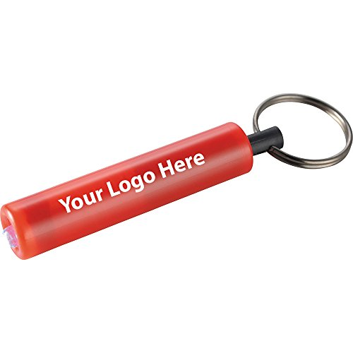 (The Retro Key Light - 300 Quantity - $1.15 Each - PROMOTIONAL PRODUCT/BULK/BRANDED with YOUR LOGO/CUSTOMIZED)