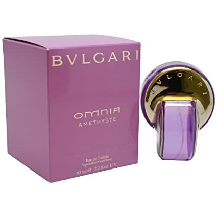 AEROSOL bulgari Omnia Amethyste agua De colonia para mujeres 65 ML by Bulgari (Manual De