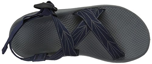 Chaco Mens Zcloud Athletic Sandal Aero Blå