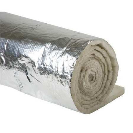 Duct Insulation, 1-1/2In x 48In x 25 ()