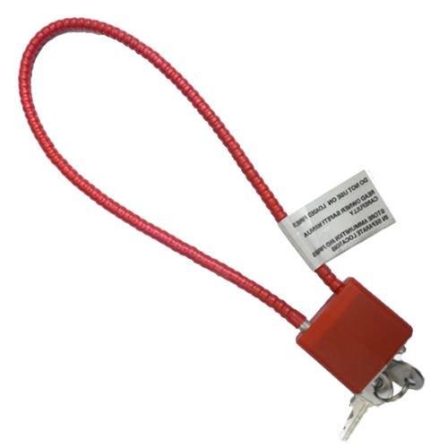 Generic YC-US2-160321-75 <8&31581> ShotgunCalifornia CA DOJ Gun Lock Cable 15