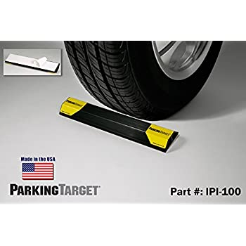 Amazon Com Guardian 36 Quot Heavy Duty Rubber Parking Curb