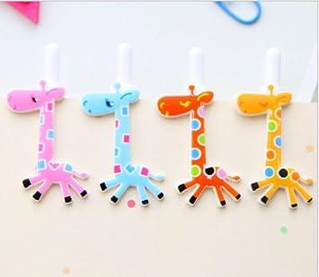 Mignon Dessin Anime Girafe Simple Stylo A Bille Amazon Fr