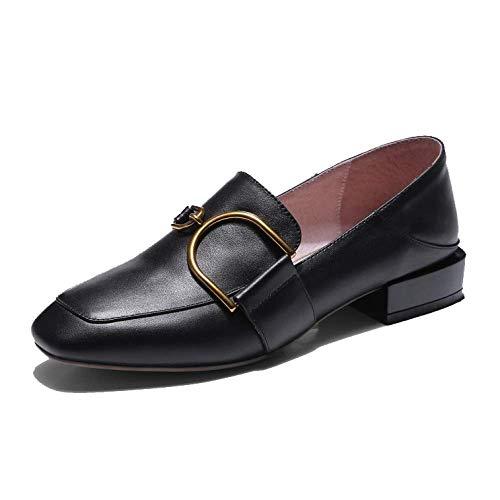 Femmes Décontracté Black ZPEDY Portable Basses Confortables Chaussures pour élégant Chaussures qOnxEY1wnC