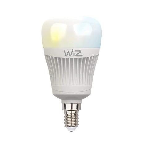 Bombilla LED WiZ inteligente con conexión WiFi, tipo vela ...