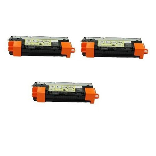 Price comparison product image Amsahr Q2670A HP Q2681A/Q2682A/3500 Remanufactured Replacement Toner Cartridge - 1 Set of Magenta, Yellow and Cyan Cartridges