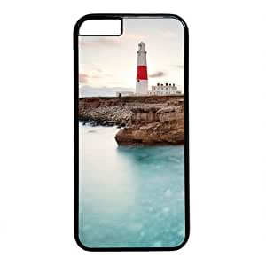 Lighthouse Theme Iphone 5/5S PC Material Black