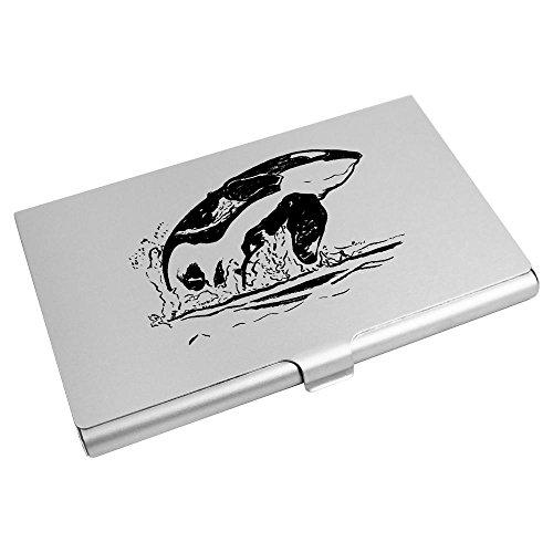 Card Credit Business Card Whale' Wallet Azeeda CH00008012 'Killer Holder tqzyHZ6w