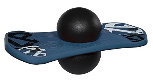 ZB Freestyle Dual-Sided Trick Board Toy, Blue