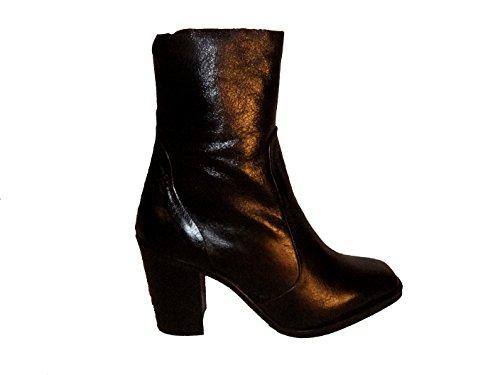 Buffalo4037 - botas clásicas Mujer negro