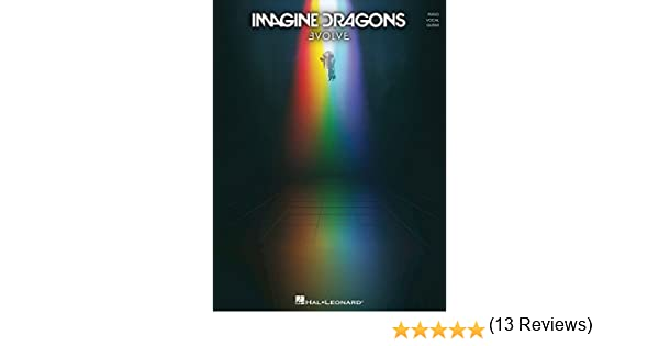 Imagine Dragons - Evolve Songbook (English Edition) eBook: Imagine ...