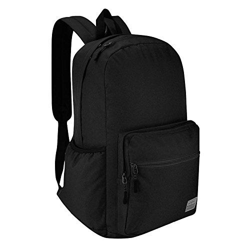 Modase Multipurpose School Travel Backpack Daypack-Water Resistant Schoolbag Fits 15.6