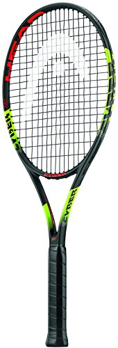 HEAD MX Cyber Pro Tennis Racquet (Pre-Strung) (4 1/4)