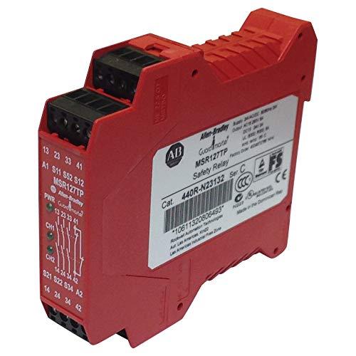 440R-N23132 | GUARDMASTER MSR MONITORING SAFETY RELAY 24VAC/DC