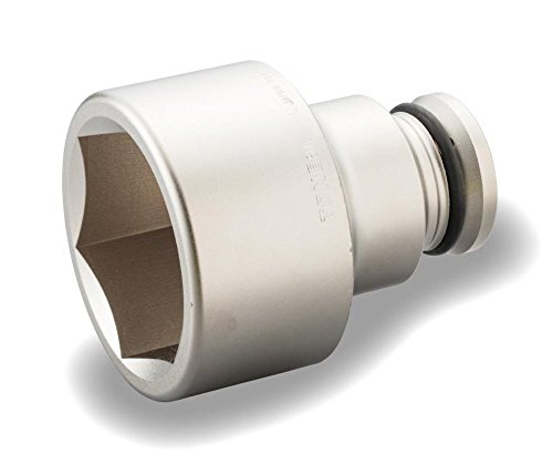 トネ(TONE) インパクト用ロングソケット 8NV-38L 差込角25.4mm 二面幅38mm B004OCQFPO 二面幅:38mm