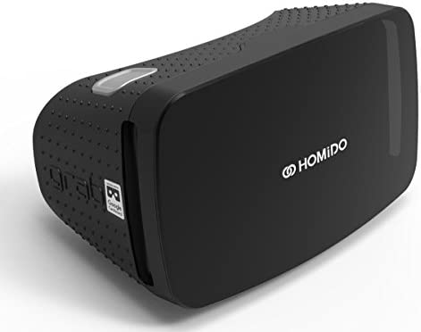 homido Grab casco de realidad virtual de cartón para Smartphone 4 ...