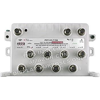 Amazon Com Pct Ma28pn Rf Amplifier Passive Return Catv
