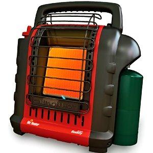 Mr. Heater Portable Buddy Propane Heater 4,000-9,000 BTU No. F273400