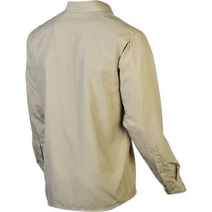 Simms EbbTide Shirt Dark Khaki