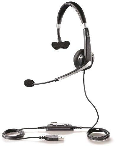 Jabra UC VOICE 550 Mono Corded Headset for (Mono Corded Headset)