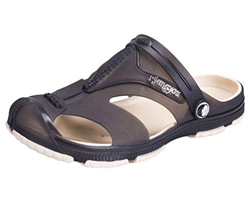 Sentao Hombre Verano Sandalias Casual Outdoor Zapatilla Playa Piscina Zapatos Estilo 1