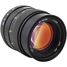 Mitakon Zhongyi SLR 85mm F2.0 Frame Prime Camera Lens for Nikon Ai Camera