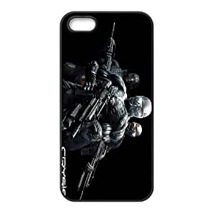 Crysis iPhone 5 5s Cell Phone Case Black yyfD-049437