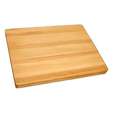 Catskill Craftsmen 19-Inch Pro Series Reversible Cutting Board - Finish Cutting Boards