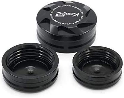 Dsq Vorne Hinten Brems Cluth Zylinder Bremsflüssigkeitsbehälter Abdeckung For Bmw K1300r 2009 2012 2011 Motorrad Zubehör Cnc Color Black Auto