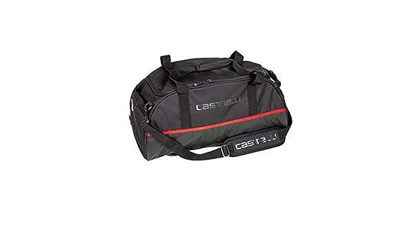 32d1ac7cbd Amazon.com   Castelli Gear 2 Duffel Bag Black