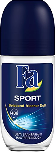 Fa Deo Roll-on Sport, 6er Pack (6 x 50 ml)