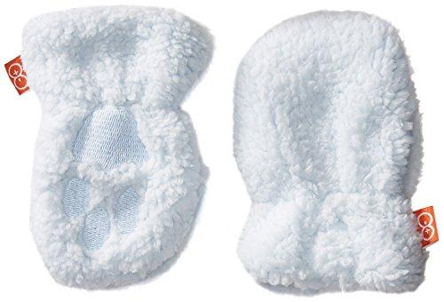 (Magnificent Baby Baby-Boys Fleece Mittens, Blue Sorbet, 0-6 Months)