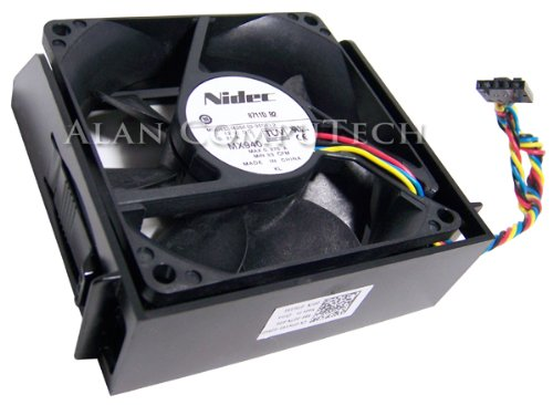 Dell XPS 730 with Case PJ15 MX940 FAN Assembly TW191
