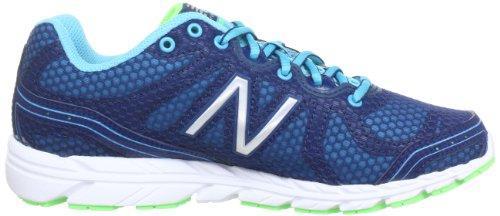 New Balance W590 B - Zapatillas de correr de material sintético mujer azul - Blau (BB2 BLUE 5)
