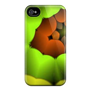 New Arrival CalmCases Hard Case For Iphone 4/4s (qIN2054dIEP)