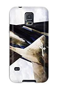 Top Quality Rugged U.s. Air Force Fighter Case Cover For Galaxy S5