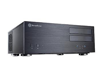 Silverstone GD08B Aluminum Extended ATX SSI-EEB compatible SSI-CEB HTPC Case