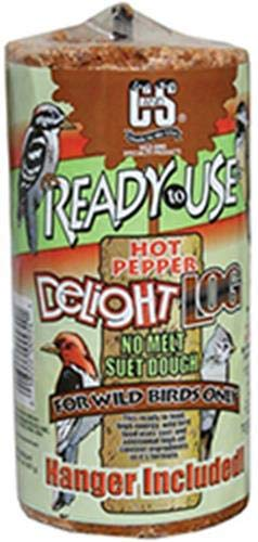 C&S Hot Pepper Delight Log  32 oz ()