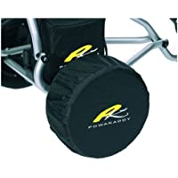 PowaKaddy ELECTRIC GOLF TROLLEY PROTECTIVE WHEEL COVERS