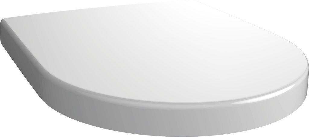 wei/ß Villeroy /& Boch 98M9C101 WC-Sitz Omnia architectura Scharniere ES Quick Release softclosing