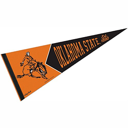 WinCraft Oklahoma State Cowboys Official NCAA 12 inch x 30 inch Premium Pennant by 991058