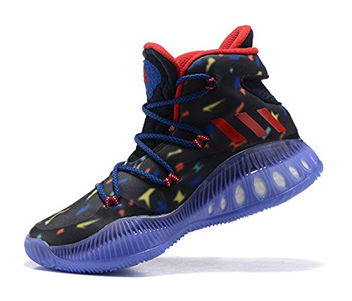 Footwear Halloween - Men's Crazy Explosive Shoes Basketball Shoes - Halloween