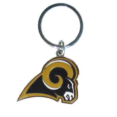 NFL St. Louis Rams Chrome Key (Louis Rams Key)
