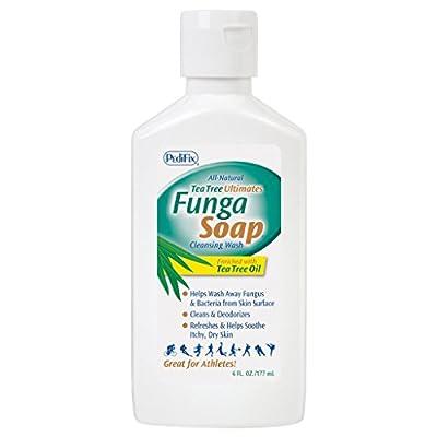 PediFix FungaSoap Cleansing Wash