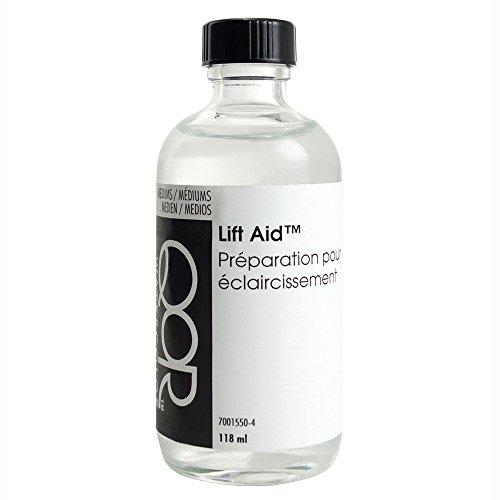 Lifting Fluid (QoR Watercolor Lift Aid Tm Medium 4 Oz)