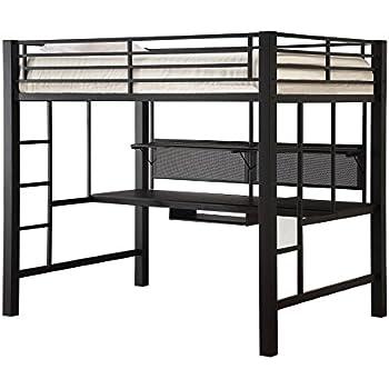 Amazon Com Coaster Fine Furniture 460023 Full Size Loft