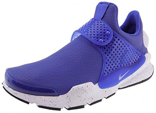 Nike Sock Dart Prm Womens Fashion-sneakers 881186 Paramount Blu / Bianco - Nero