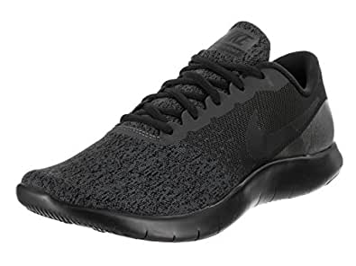 online store 51a73 76378 store amazon nike mens flex contact running shoe anthracite black 732ec  55476